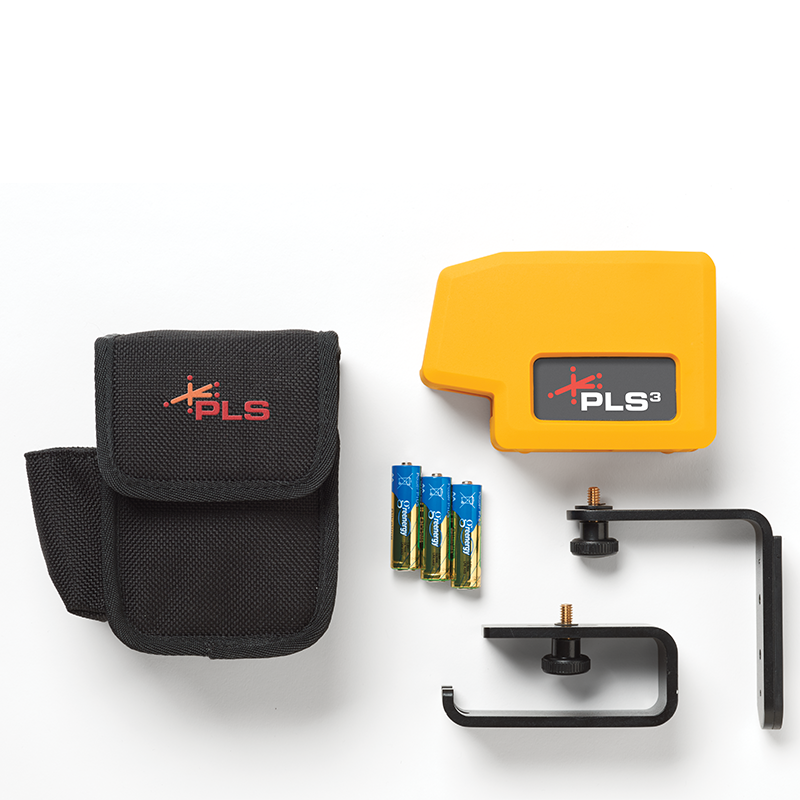 Pls 3 Red Point Laser Level Pacific Laser Systems